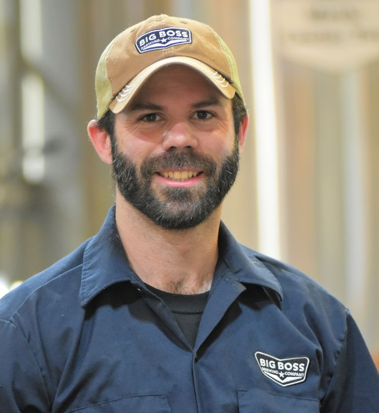 Big Boss Brewing Co. Head of Brewing Operations Seth Adams Talks Big Boss Lager