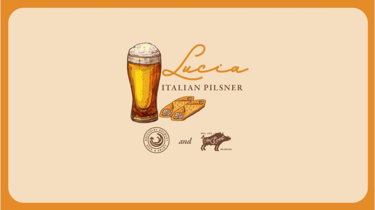 Breakside Brewery and Von Ebert Brewing Debut Lucia Pilsner Collaboration