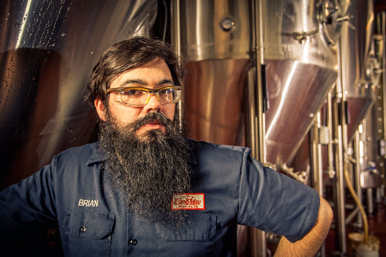 Cape May Brewing Co. Head Brewer Brian Hink Talks King Porter Stomp
