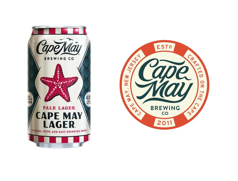 Cape May Brewing Co. Unveils Cape May Lager