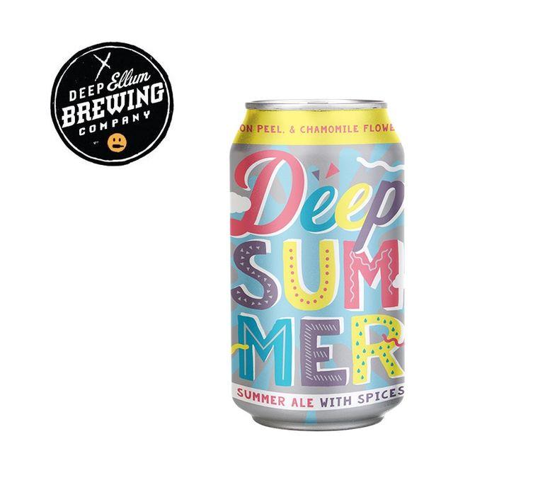Deep Ellum Brewing Co. Releases Deep Summer Ale