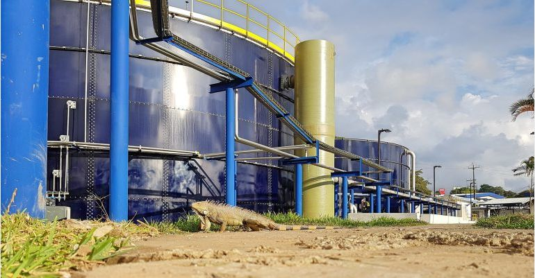 FIFCO Costa Rica Reduces Environmental Footprint with new Wastewater Treatment Facility