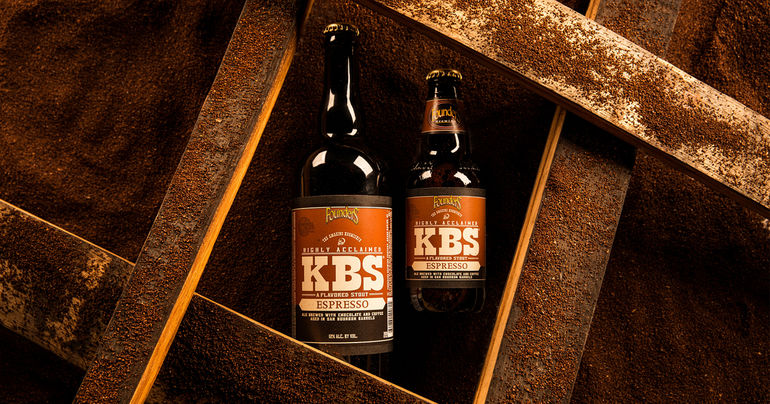 Founders Brewing Co. Announces KBS Espresso, Brewery's First-Ever Variant of KBS