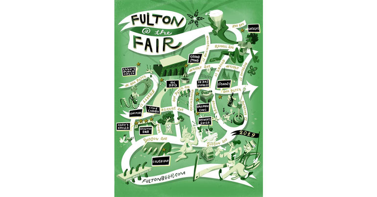 Fulton Crafts Four Beers For This Year's Minnesota State Fair