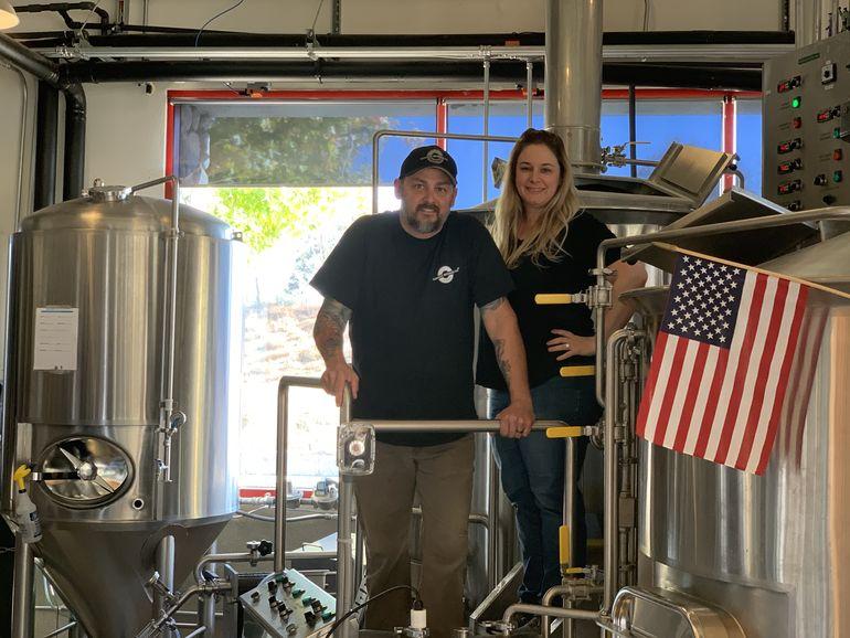 Garage Brewing Co. Brewer Bret Stitzman Talks Gin Barrel Gose