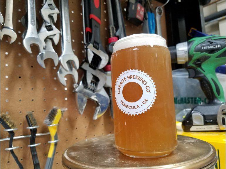 Garage Brewing Co. Debuts Hazy #8 IPA