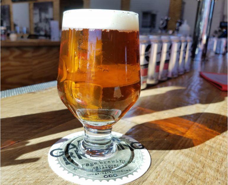 Garage Brewing Co. Debuts Triple A IPA