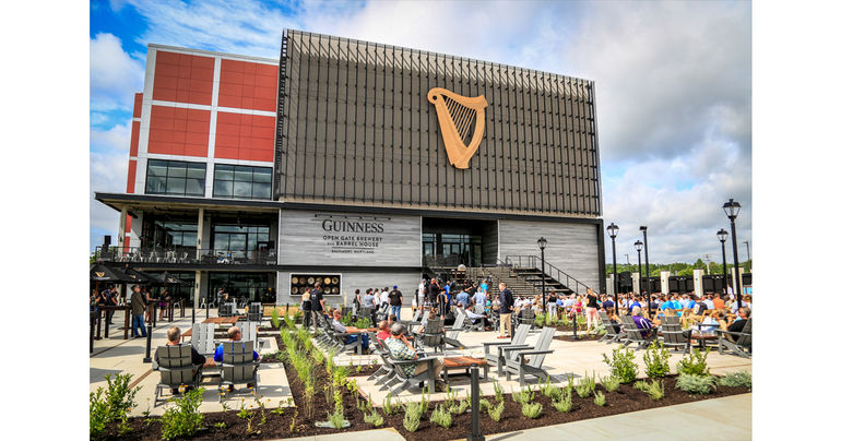 Guinness Open Gate Brewery In Baltimore Celebrates One Year Anniversary