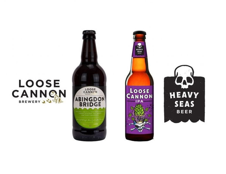 Heavy Seas Beer and Loose Cannon Brewery Agree to Trademark Licensing