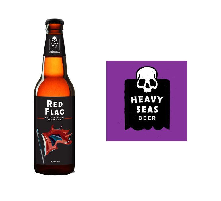 Heavy Seas Beer Debuts Red Flag Sour Ale
