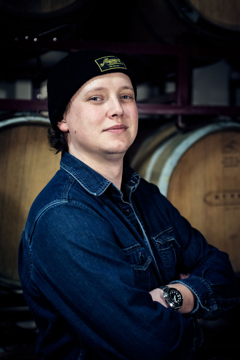 Jackie O's Brewery Director of Brewing Operations Seth Morton Talks Pockets of Sunlight