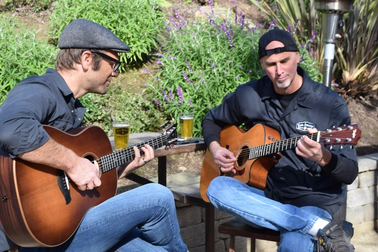 Karl Strauss Brewing Co. Partners with Taylor Guitars for ReGreen Brut IPA