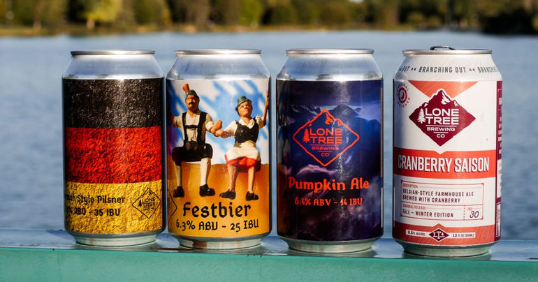 Lone Tree Brewing Co. Unveils Fall Seasonals