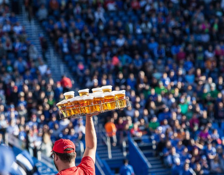 Best US Sports Stadiums for Beer