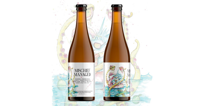 Monday Night Brewing Releases Mischief Managed Sour Ale