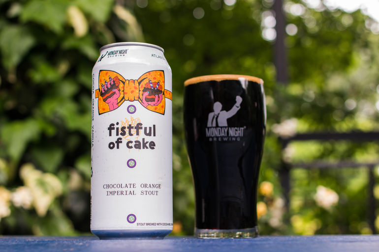 Monday Night Brewing Unveils Second Fistful of Cake Release