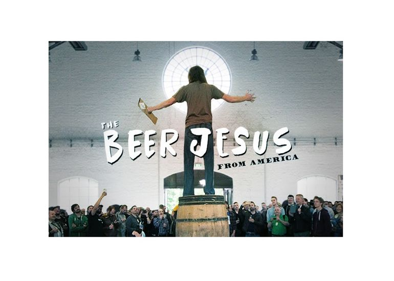 "New Film About Greg Koch of Stone Brewing ""The Beer Jesus From America"" Has First Screening"