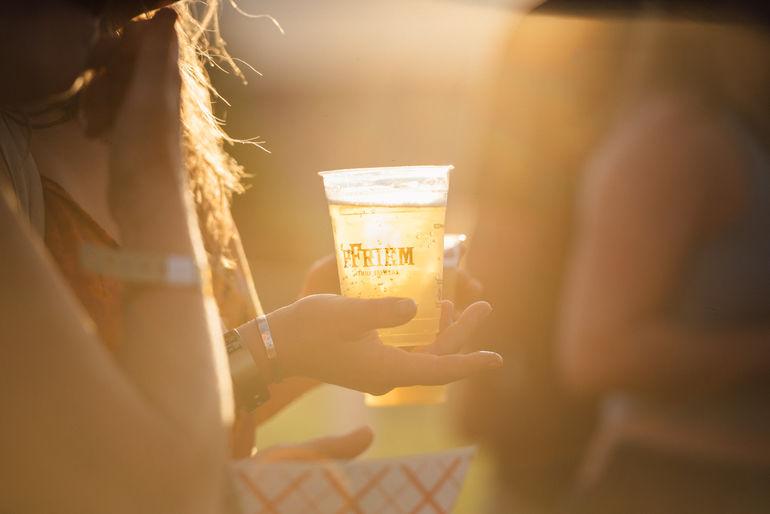 pFriem Family Brewers Farmhouse Fleur Makes Seasonal Debut in July