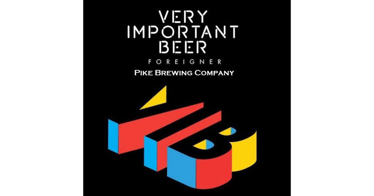 Pike Brewing Co. Announces Very Important Beer Foreigner Concert and Beer Pairing