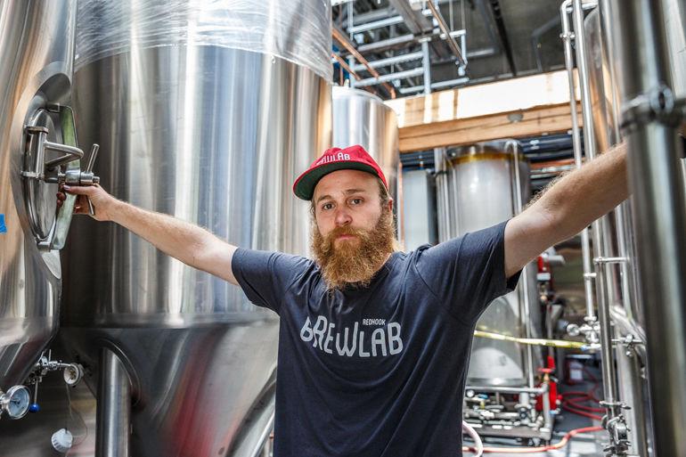 Redhook Brewery Nick Crandall Talks Bicoastal IPA
