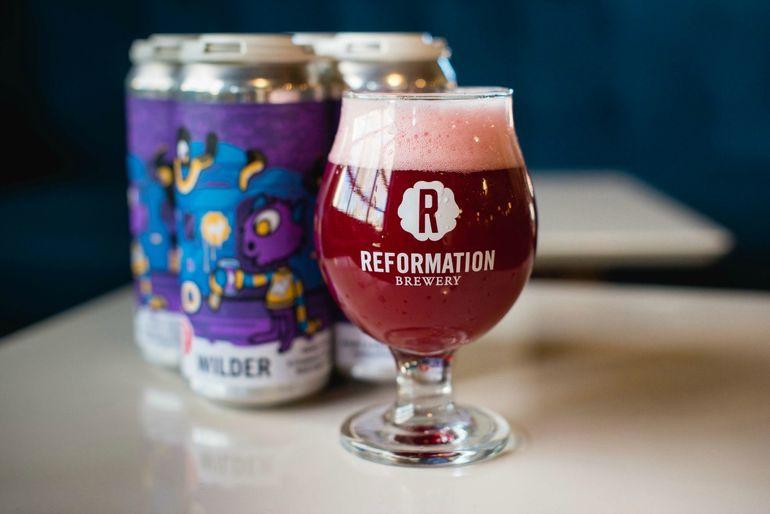 Reformation Brewery Unveils Wilder Fruited Tart Ale