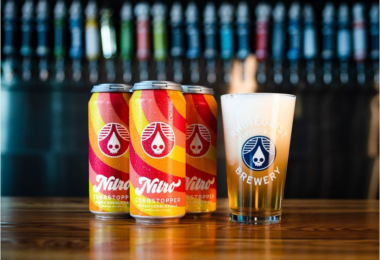 Rhinegeist Brewery Debuts Nitro Cobbstopper Gose