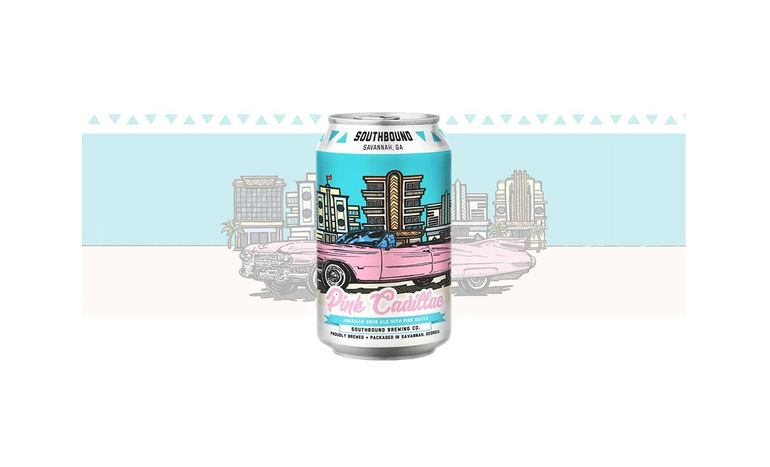 Southbound Brewing Co. Debuts Pink Cadillac Sour