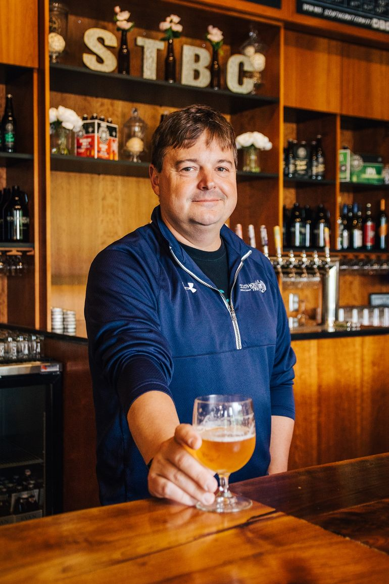 Southern Tier Brewing Co. Founder Phin DeMink Talks Swipe Light