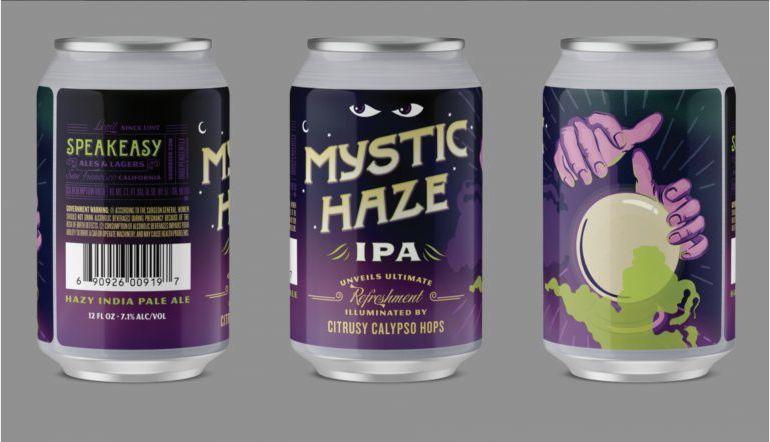 Speakeasy Ales & Lagers Debuts New Year-Round Hazy IPA, Mystic Haze
