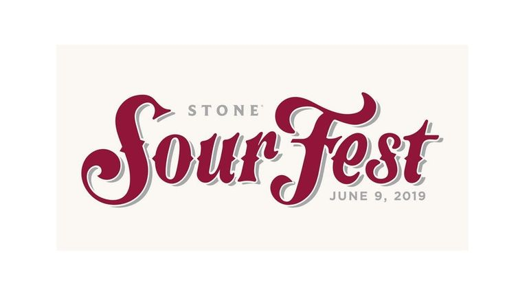 Stone Brewing Co.'s Sour Fest 2019 is June 9, 2019