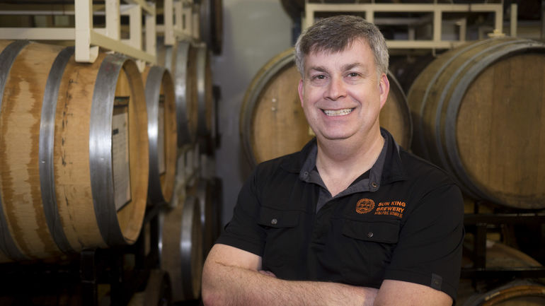 Sun King Brewery Head Brewer Dave Colt Talks Old Fashioned Extraction