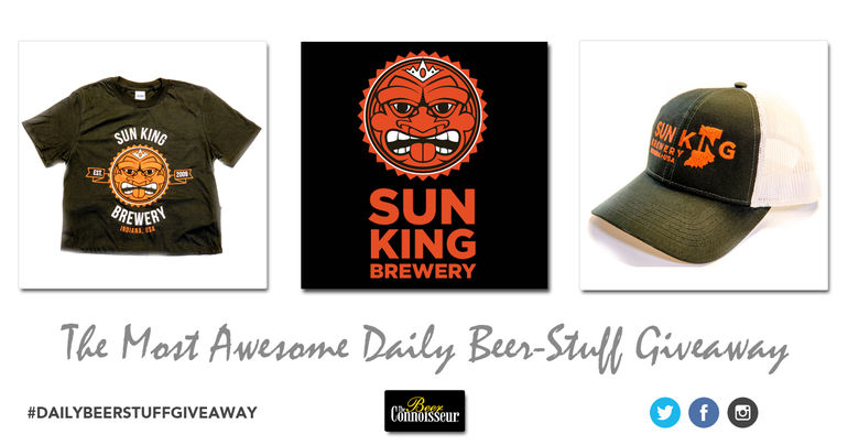 Sun King Brewery Prize Pack