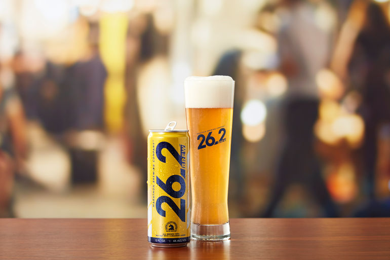 The Boston Beer Co Debuts Marathon Brewings 262 Brew