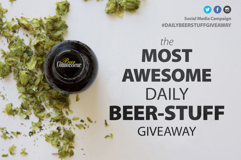 The Most Awesome Daily Beer-Stuff Giveaway Sponsor Registration