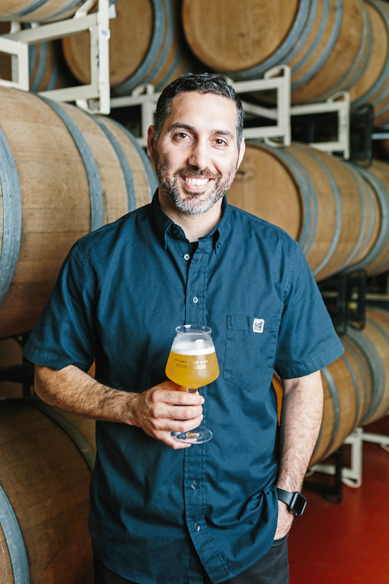 Upland Brewing Co. Head of Brewing Operations and COO Pete Batule Talks Entwined