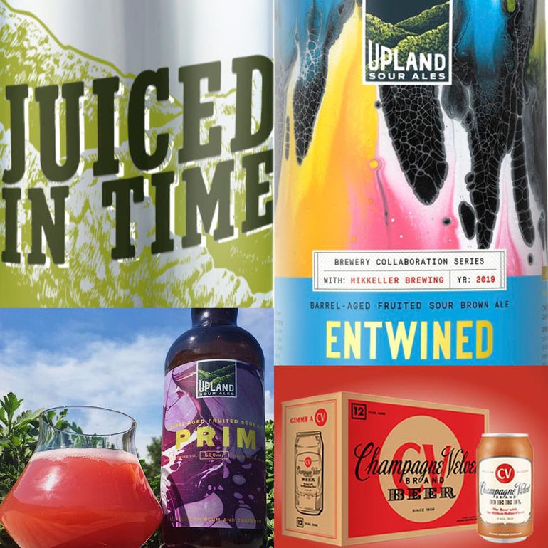 Upland Brewing Co. Unveils 2019 Release Calendar