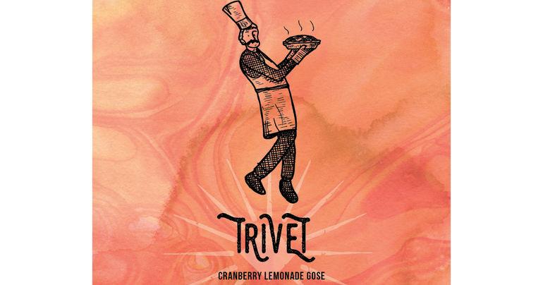 Urban Artifact Debuts Trivet Cranberry Lemonade Gose