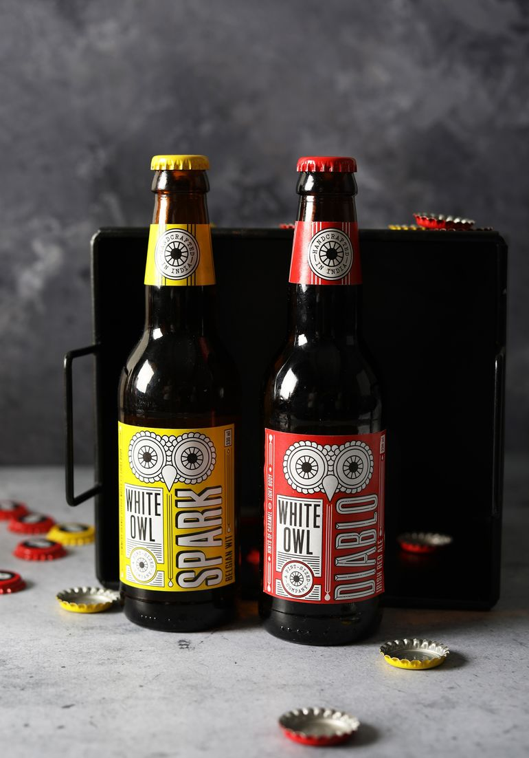 White Owl Brewery Expands Distribution to Delhi, India