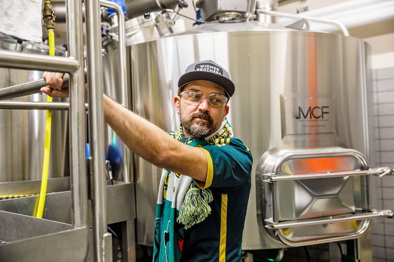 Widmer Brothers Brewing Co. Innovation Brewmaster Tom Bleigh Talks Drifter Pale