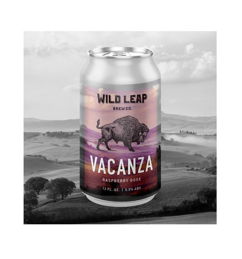 Wild Leap Brew Co. Debuts First Gose Beer, Vacanza Raspberry Gose