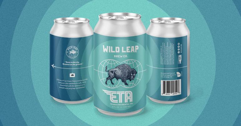 Wild Leap Brew Co. Debuts New ETA IPA