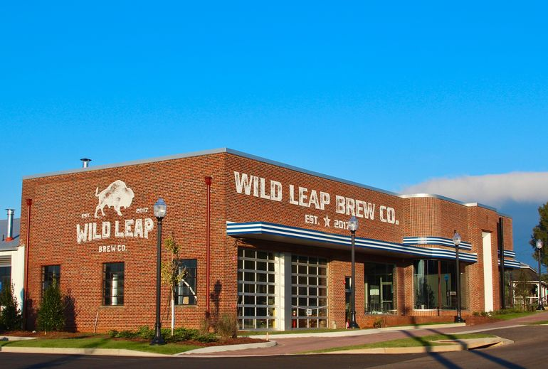 Wild Leap Brew Co. Expands Brewing Capacity 60%