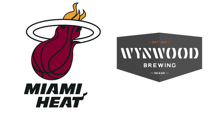 Wynwood Brewing Named Official Craft Beer of Miami Heat