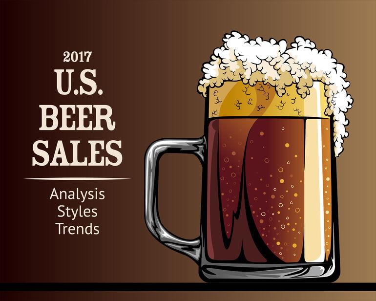 2017 IRI Beer Sales Analysis