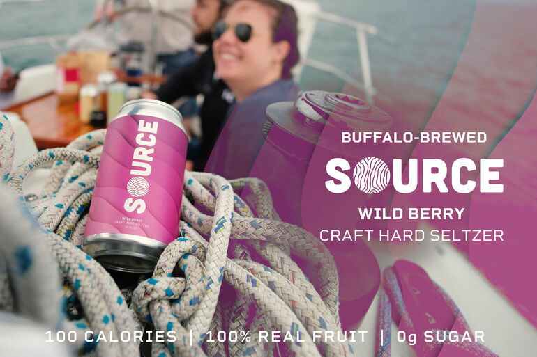 42 North Brewing Co. Launches SOURCE Craft Hard Seltzer
