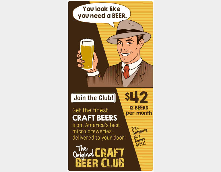 The Original Craft Beer Club