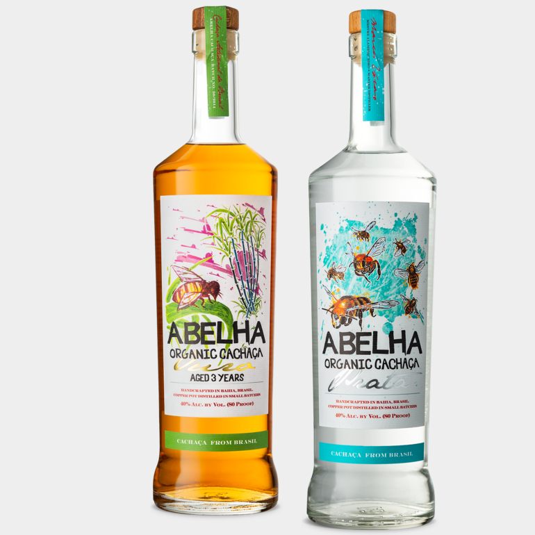 Abelha Organic Cachaça Launches in NY, NJ and CT