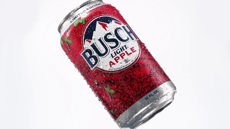 Anheuser-Busch Announces First-Ever Flavor Innovation for Busch Beer with Busch Light Apple Line Extension