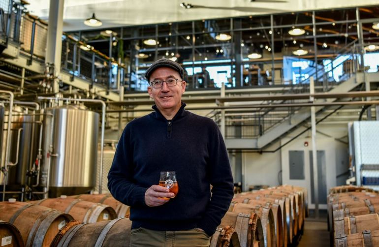Area Two Experimental Brewing Master Brewer Phil Markowski Talks Hexotic