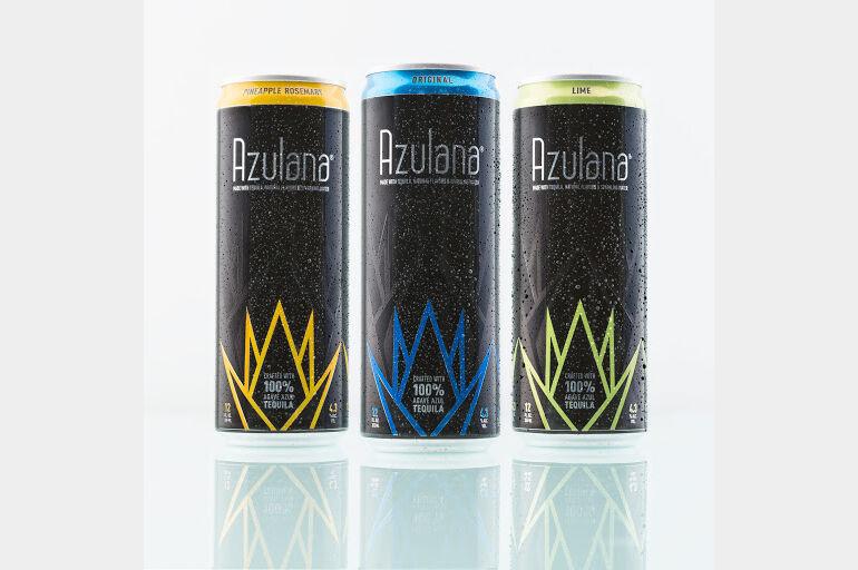 Azulana Sparkling Tequila Expands Nationally